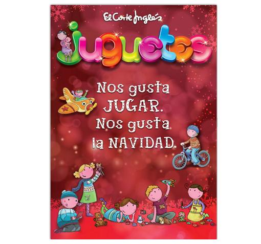 Cat logo de juguetes el corte ingl s navidad 2013 fans - Catalogo del corteingles ...