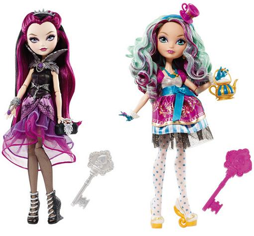 muñecas Ever After High