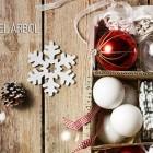 adornos navideños el corte ingles