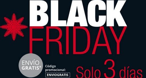 black friday el corte ingles 3 dias de ofertas y rebajas para tus compras de navidad