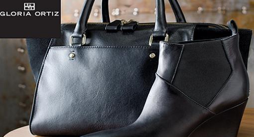 bolsos y zapatos de gloria ortiz invierno 2013 2014