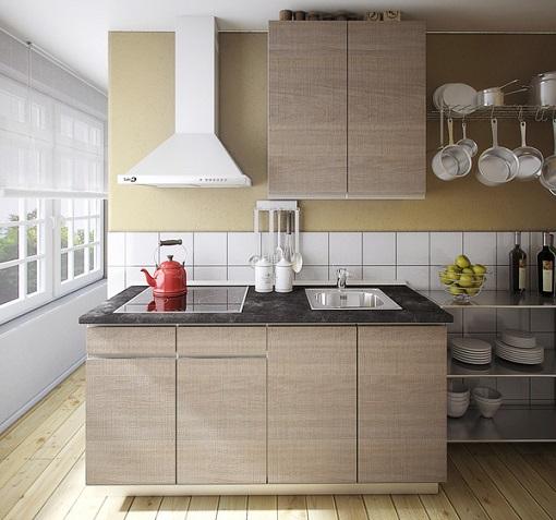 Nuevas cocinas compactas en el corte ingl s fans de el for El corte ingles muebles comedor