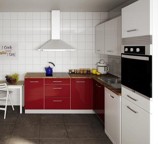 Nuevas cocinas compactas en el corte ingl s fans de el - Cocinas en esquina ...