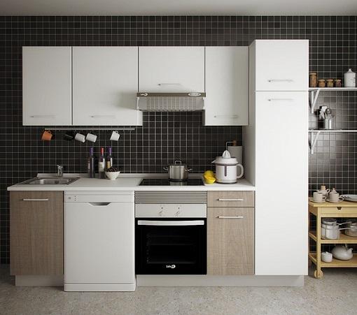 Nuevas cocinas compactas en el corte ingl s fans de el for Cocinas baratas nuevas