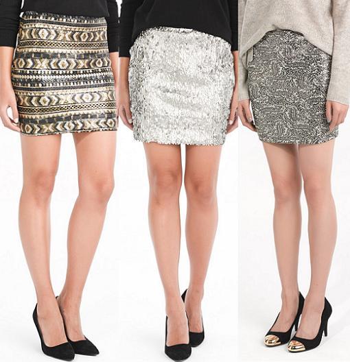 faldas sfera ropa para mujer del invierno 2013