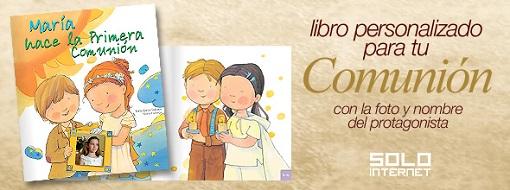 Libro Fotos Personalizado Libro Personalizado Comunión