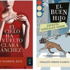 Libros del Premio Planeta en El Corte Inglés