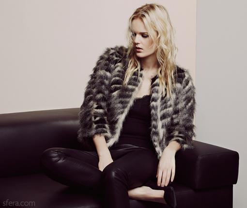sfera ropa para mujer del invierno 2013