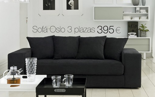 Sofas el corte ingles for Muebles corte ingles outlet