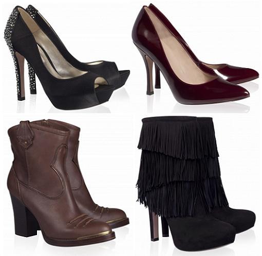 zapatos pura lopez el corte ingles 2013