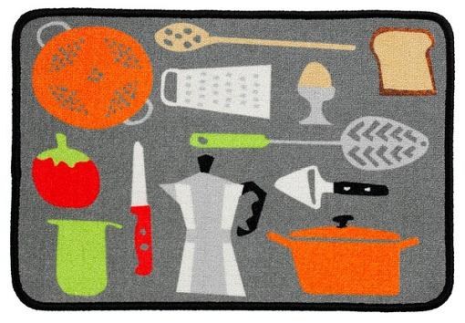 Alfombras de cocina el corte ingl s llenas de color - Alfombra de cocina ...