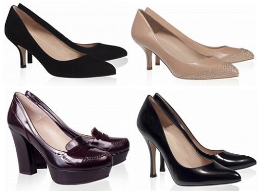 zapatos de salon pura lopez 2014