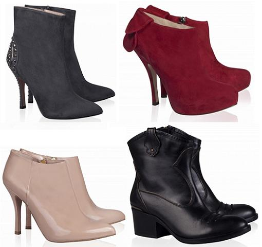 zapatos pura lopez 2014 botines