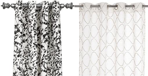 900bd038f902 Estores y cortinas El Corte Inglés para decorar tu salón - Fans de ...