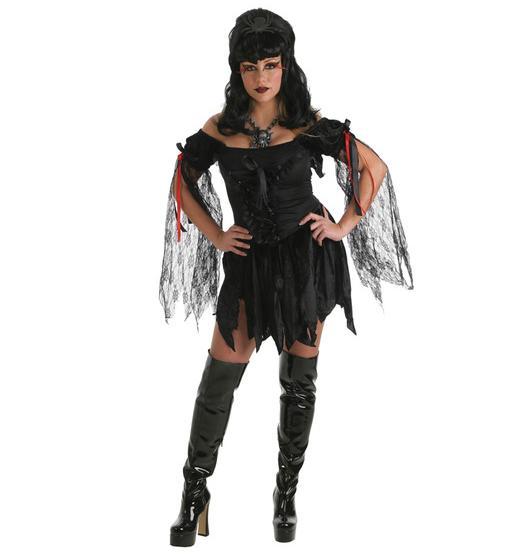 disfraces el corte ingles vampiresa
