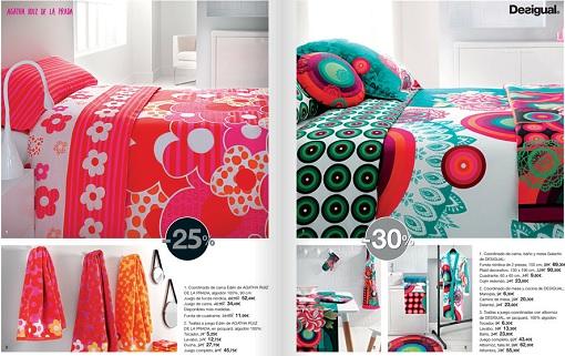 Blancolor 2014 ofertas el corte ingl s en textiles para - Estores el corte ingles ...