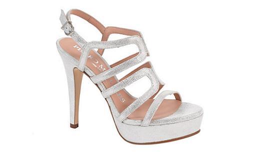 nuevos zapatos de fiesta de el corte inglés 2014: para bodas y