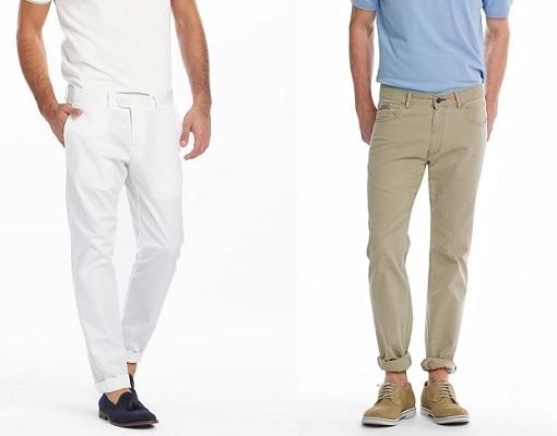Pantalones capri emidio tucci