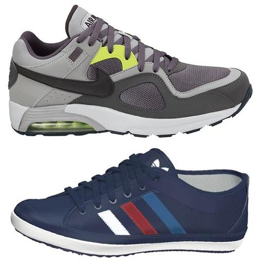 Rebajas zapatillas deportivas