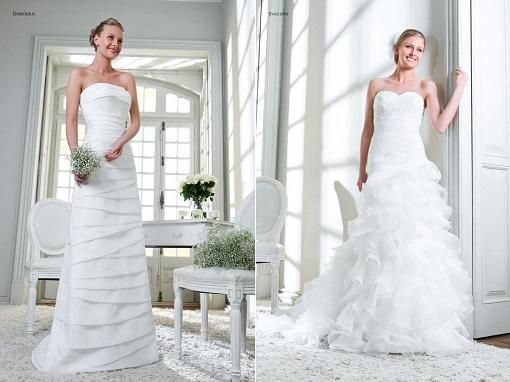 Vestidos de novia del Corte Inglés