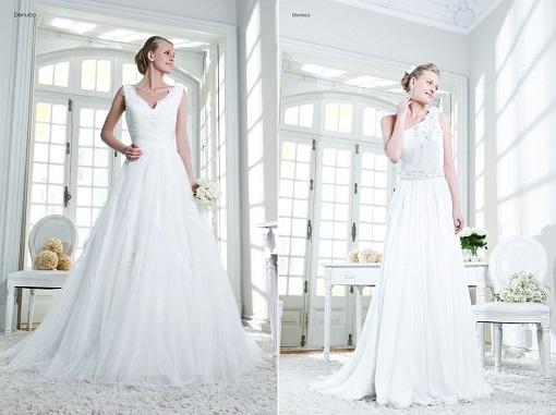 Vestidos de novia Penhalta