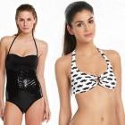 Bikinis y bañadores de El Corte Inglés primavera verano 2014: Nuevas tendencias de moda y estampados