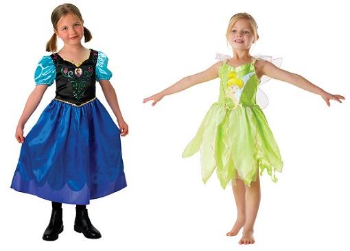 Disfraces infantiles Disney