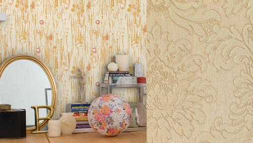 Papel pintado en el corte ingl s para pared de rayas - Papel para cubrir paredes ...