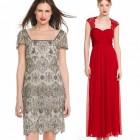 Vestidos para bodas 2014 de El Corte Inglés: cortos y largos