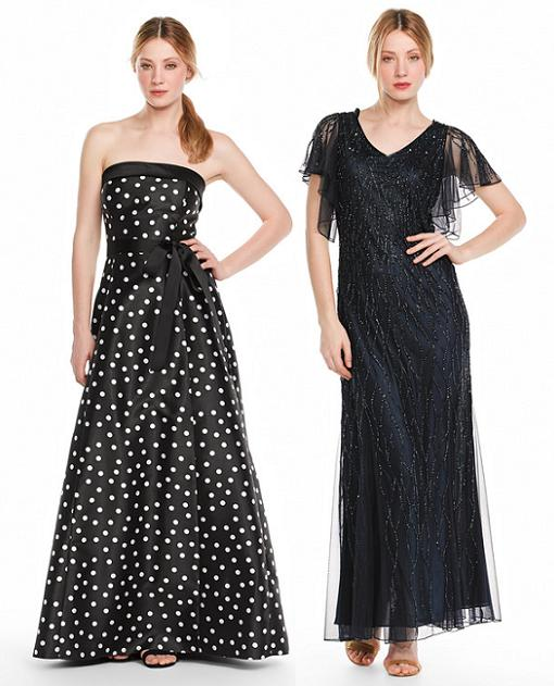 vestidos para bodas 2014 el corte ingles largos
