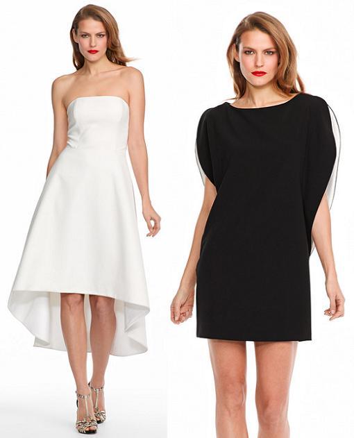 vestidos para bodas 2014 el corte ingles