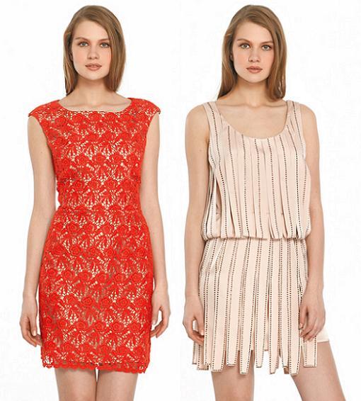 vestidos tintoretto 2014 coctel