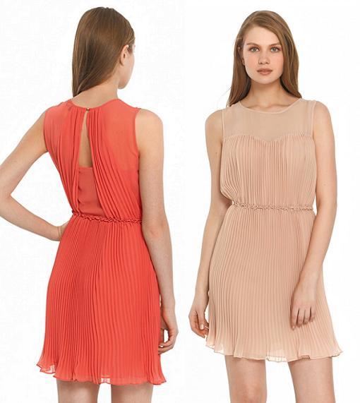 vestidos tintoretto primavera verano 2014 fiesta cortos
