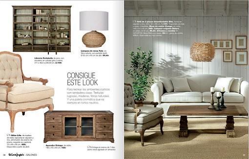 Cat logo el corte ingl s 2014 con muebles y decoraci n - Cocinas de gas natural en el corte ingles ...