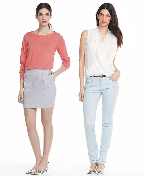 moda easy wear primavera verano 2014