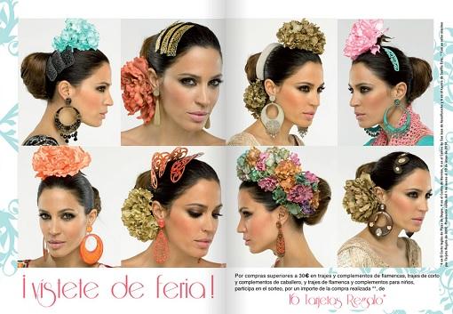 Moda flamenca 2014 el corte inglés
