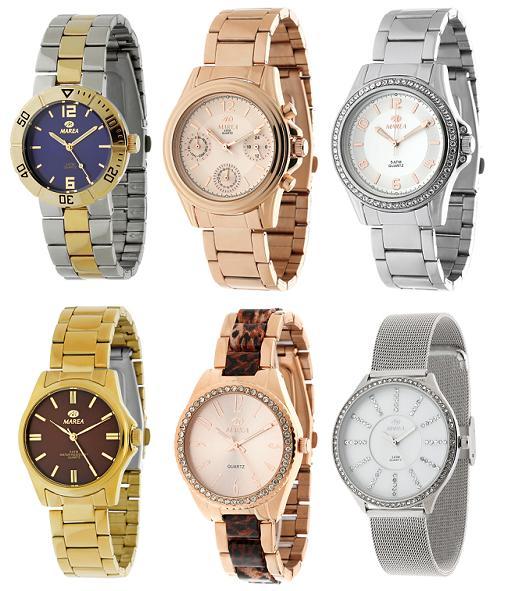 Nuevos relojes marea 2014 en el corte ingl s para mujer for Relojes de pared el corte ingles