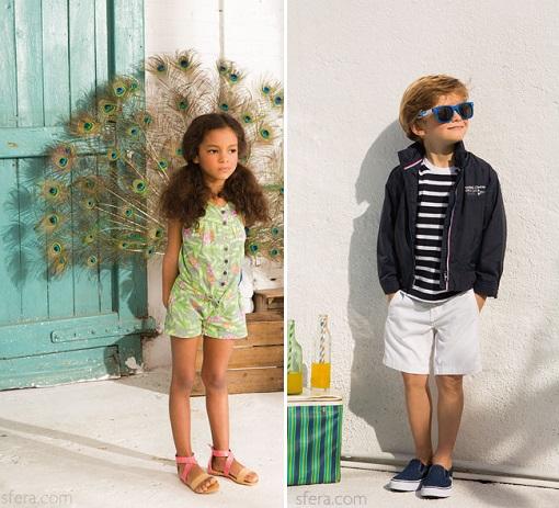 c10c1d23e Catálogo Sfera Kids primavera verano 2014  más ropa al mejor precio ...