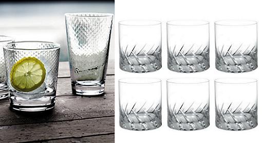 Nuevas vajillas y cristaler as modernas en el corte ingles - Vasos cristal el corte ingles ...