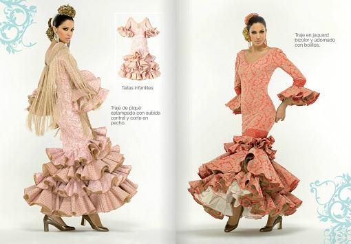 Vestidos de flamenca el corte inglés