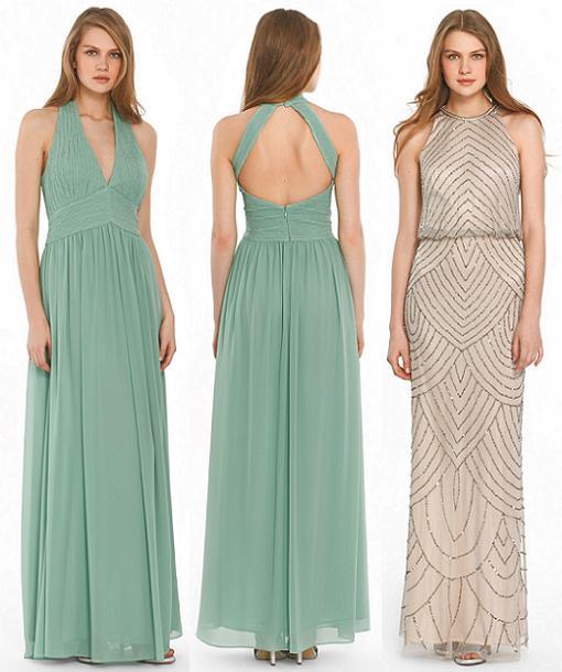 vestidos para bodas 2014 de El Corte Ingles Tintoretto