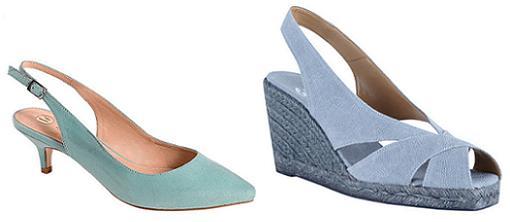 zapatos el corte ingles primavera verano 2014 colores