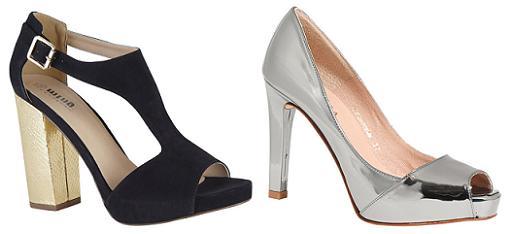 80de7fa8c18 Zapatos El Corte Inglés primavera verano 2014 para mujer: sandalias ...