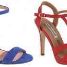 Zapatos el Corte Inglés primavera verano 2014 para mujer: sandalias, tacones, botines