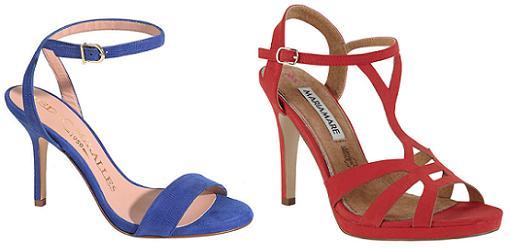 Corte Verano MujerSandalias Inglés 2014 Zapatos Primavera El Para kuPXiOZT