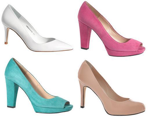 zapatos gloria ortiz primavera verano 2014