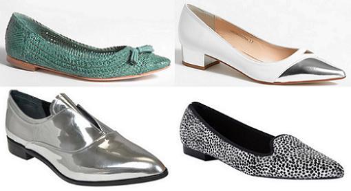 zapatos planos gloria ortiz 2014