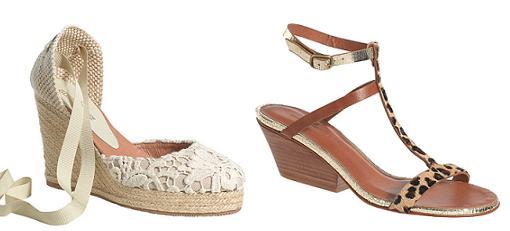 zapatos de gloria ortiz para el verano 2014
