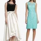 12 vestidos de fiesta El Corte Inglés 2014 para bodas