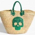 Nuevos capazos y bolsos de playa para el verano 2014